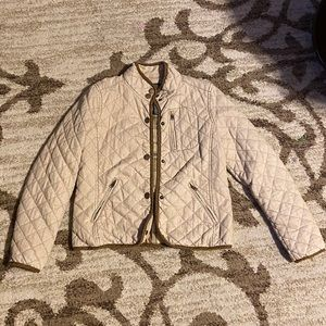 Lauren Jeans CO. Ralph Lauren Tan Jacket